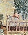 Pierre Bonnard - Cats on the Railing - Google Art Project.jpg