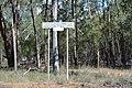 Pilliga Narrabri Shire Walgett Shire Municipal Boundary Sign.JPG