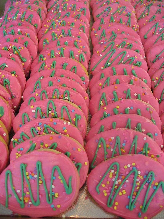 Decorated Easter Cookies Pictures