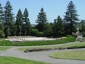 California State University, East Bay - Pioneer Amphitheatre