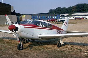 1963 Camden PA-24 crash - Image: Piper PA 24 250 Comanche AN2136111