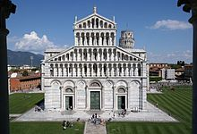 Pisa Cathedral - Wikipedia