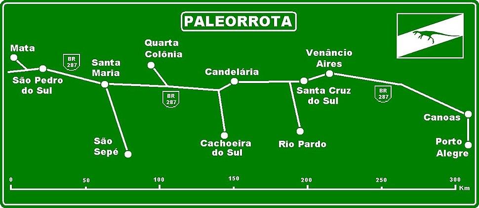 Placa Paleorrota