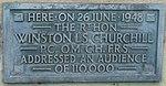 Plaque at Luton Hoo (geograph 5840567).jpg