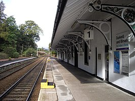 station Dunkeld and Birnam