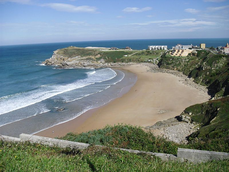 File:Playa de los Locos en Suances 6.JPG