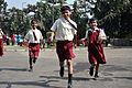 Playful Schoolchildren - Science City - Kolkata 2011-01-28 0295.JPG