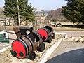 Playground outside the Grouse Inn - geograph.org.uk - 381132.jpg