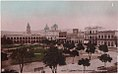 Plaza Indepedencia de San Miguel de Tucumán a principios del siglo XX.jpg