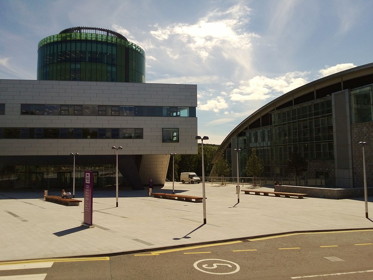 Robert Gordon University Media Building
