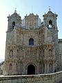Plaza de la Danza, Templo de Nuestra Señora de la Soledad, Oaxaca.jpg