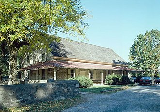 Plymouth Meeting, Pennsylvania - Plymouth Friends Meetinghouse