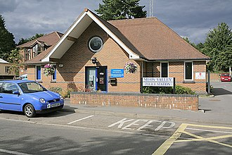 Hampshire Constabulary - Meon Valley Police Station, Bishop's Waltham