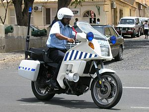 Law enforcement in Cape Verde -  Police of Cape Verde