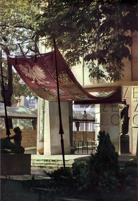Polish pavilion Paris 1937