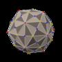 Polyhedron great rhombi 12-20 dual