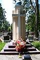 Pomnik na kwaterze powstańców stycziowych poleglych w bitwie pod Dobrą.jpg