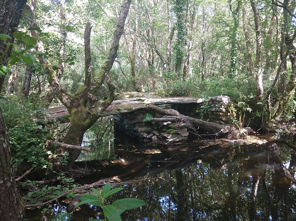 Ponte da Espiñeira.