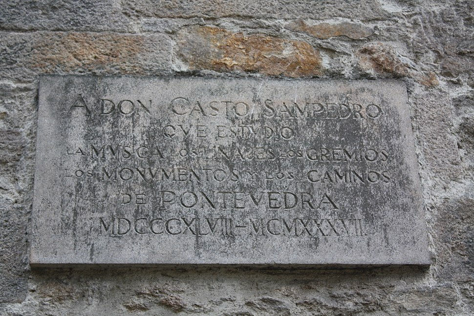 Pontevedra, Ruinas Santo Domingo 03-53