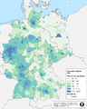 Pop density of Germany blank.png