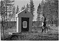 Porajärvi, Ryssien talvisodan aikuinen sankarihauta Kuolismaalla, SAKuva-57480.jpg