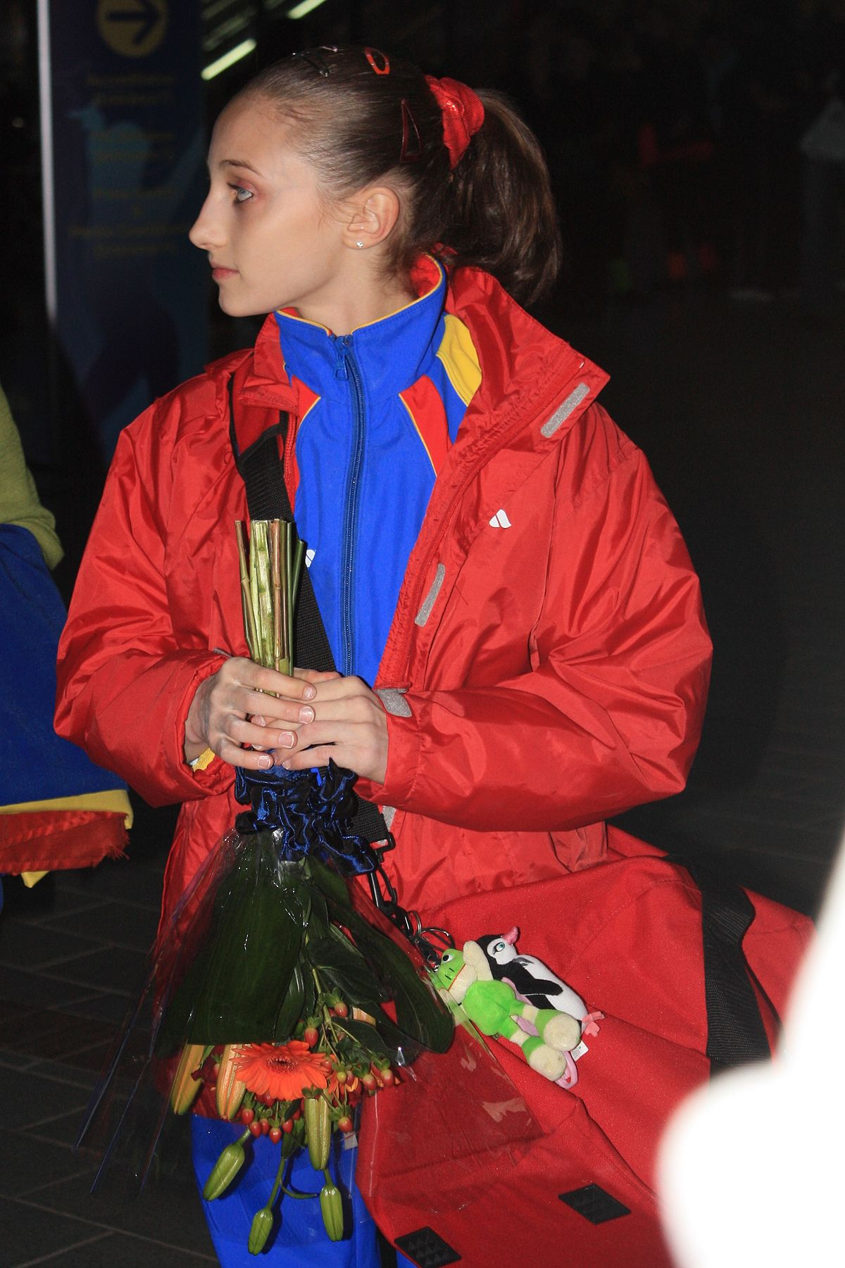 Ana Porgras - Wikidata Nastia Muntean