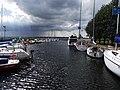 Port w Lubczynie nad jeziorem Dąbie - panoramio.jpg