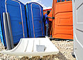 Portable toilets in Port-au-Prince 2010-03-18 2.jpg