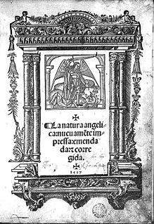 Llibre dels àngels book by Francesc Eiximenis