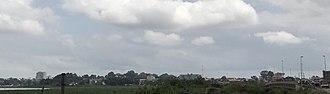 Porto-Novo - View of Porto-Novo