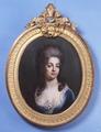 Porträtt. Ulrika Katarina Koskull , 1759-1805 , gift med greve Magnus Fredrik Brahe - Skoklosters slott - 56481.tif