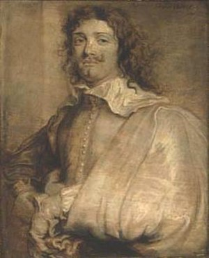 Adriaen Brouwer - Adriaen Brouwer by Anthony van Dyck