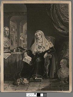 Anne Wellesley, Countess of Mornington Anglo-Irish aristocrat