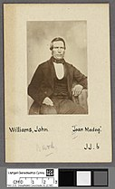 Portrait of John Williams, 'Ioan Madog' (4671207).jpg