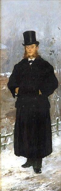 Portrait of Kazimierz Bartoszewicz by Witold Pruszkowski.jpg