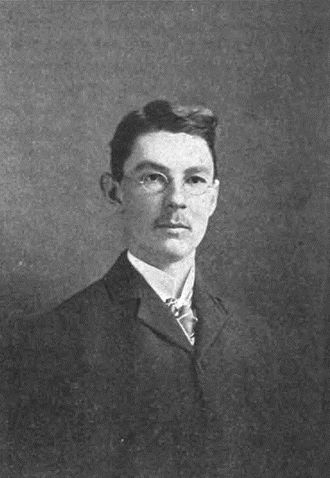 William Stearns Davis - Portrait of William Stearns Davis.