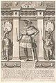Portret van Filips de Goede, hertog van Bourgondië Portretten van leden van het Oostenrijkse Huis (serietitel) Austriacae gentis imaginum (serietitel), RP-P-1961-858.jpg