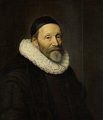 Portrait of Johannes Wtenbogaert (1557-1644)