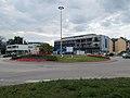Post Office and Széchenyi University extension, 2018 Győr.jpg