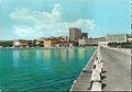 Postcard of Koper 1962.jpg