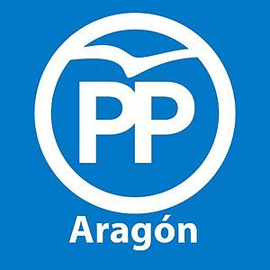 People's Party of Aragon - Image: Pp Aragon 2015