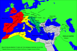 Praetorian Prefectures of the Roman Empire 395 AD.png
