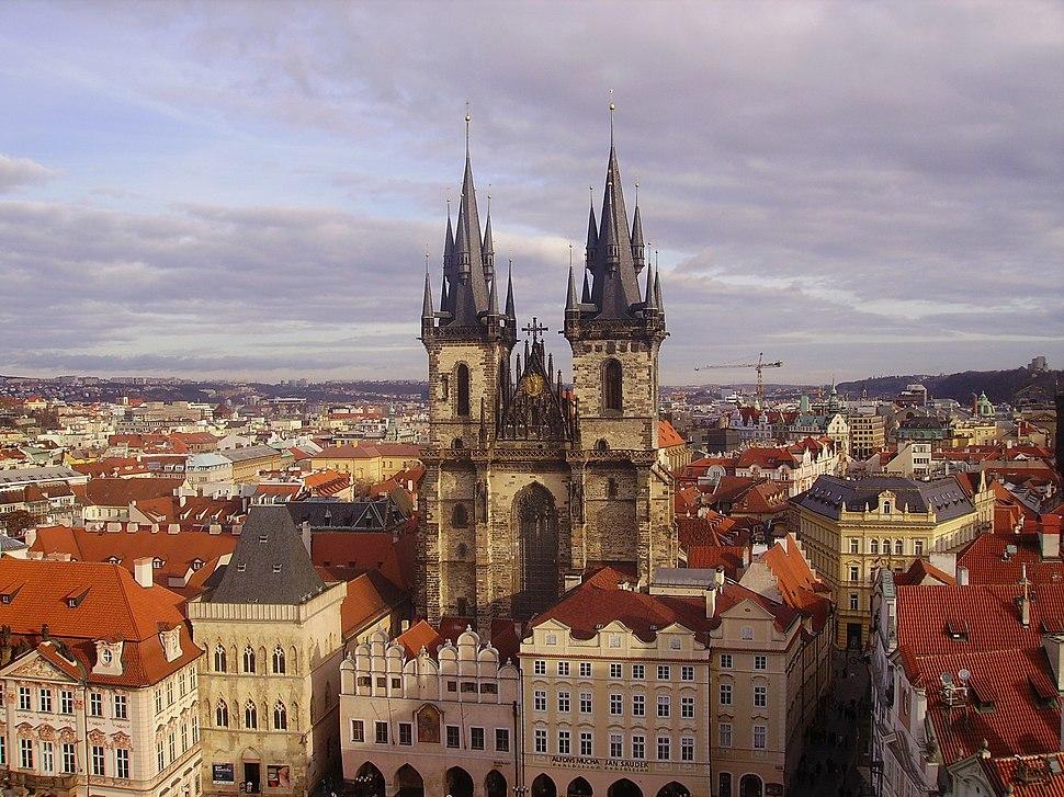 Prag T%C3%BDn Cathedral 5