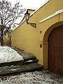 Praha, Hradčany, Loretánské náměstí, klášter II.JPG
