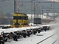 Praha, Krč, nádraží, přetah metra.jpg