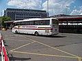 Praha, Na Knížecí, SOR LH 12, ČSAD Autobusy ČB.jpg