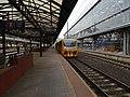 Praha hlavní nádraží, motorák od Modřan.jpg