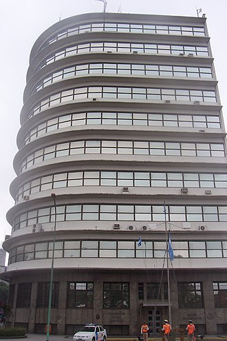 Argentine Naval Prefecture - Guardacostas Building