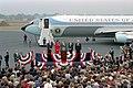 President Reagan trip to Arkansas Republican campaign rally C50140-27.jpg