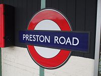 Preston Road stn roundel.JPG